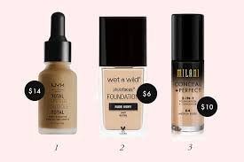light coverage foundation drugstore 16 best cruelty free foundations from drugstore to high end