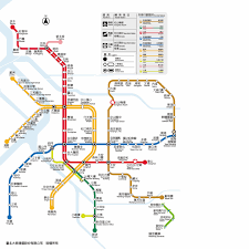Metro Station Map by 9 Things To Note When Touching Down In Taipei Amie Hu Food And