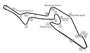 Gran Premio d'Europa 2007