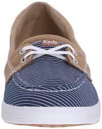 amazon com keds women u0027s glimmer slip on boat shoe oxfords