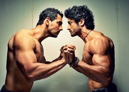 vidyut jamwal and john abraham fighting photos from force movie