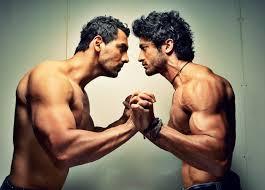 john abraham vidyut jamwal and john abraham fighting photos from force movie