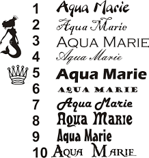 Boat Names by Boat Lettering Fonts Should Relate To Your Boat Name Theme U2013 Boat