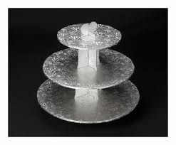 3 tier cupcake stand 232 silver cupcake stand 3 tier wall corrugated