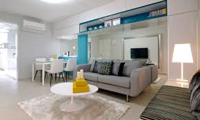 Apartment Living Minimal Millennial Tour Room Table Haammss