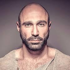 best beard length mm 17 bald men with beards