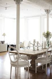 Best Dining Rooms Images On Pinterest Dining Room Read More - All white dining room