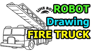 how to draw a fire truck quick u0026 easy drawing for kids youtube