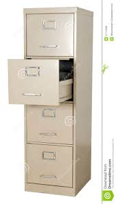 Free Filing Cabinet Old Metal Office Filing Cabinet Isolated On White Stock Photo