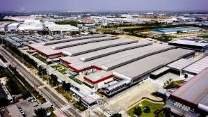 toyota co ltd siam toyota manufacturing engine new kd engine plant thai obayashi