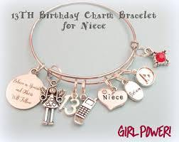 birthday charm bracelet happy birthday charm bracelet for granddaughter birthday gift