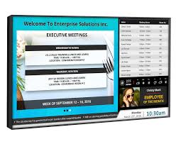 digital signage for employee communications digital signage