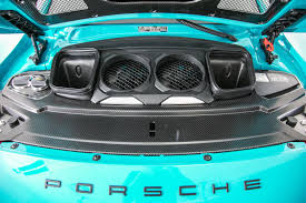 miami blue porsche miami blue 2018 911 gt3 is the ultimate driver u0027s porsche car news