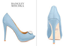 Light Blue High Heels Something Blue Wedding Shoes Light Blue Heels