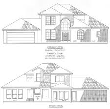 2278 0207 sq feet 3 bedroom 2 story house plan