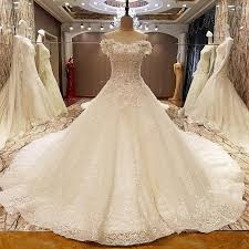 gown design middle east royal design gown wedding dresses 3d flowers