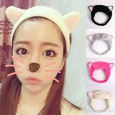 korean headband 2017 hot sell headbands wash the hair hoop korean style