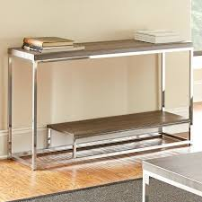 Driftwood Sofa Table steve silver lucia sofa table dark driftwood gray walmart com