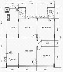 floor plans for yishun street 72 hdb details srx property