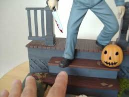 polar lights michael myers model kit youtube