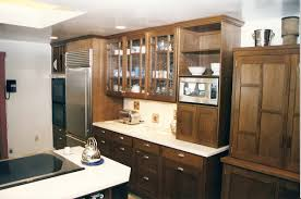 Dark Oak Kitchen Cabinets Mt Eden Cabinet Kitchen Portfolio Traditional White Washed Alder