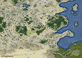 Stone Age World Map by Maps And More Fantastic Maps And Webdesign