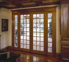 exterior french doors i love the idea of changing a sliding door