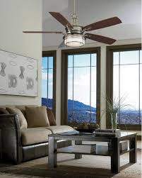 Living Room Ceiling Fans Fanimation Fp5220pw Andover Pewter 54 Ceiling Fan