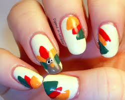 24 thanksgiving designs for nails picsrelevant
