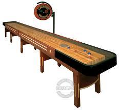 Shuffle Board Tables 20 U0027 Grand Champion Shuffleboard Table