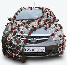 indian wedding car decoration 15 best wedding car decor images on wedding car