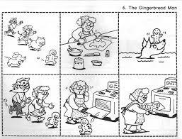 the gingerbread man kindergarten nana