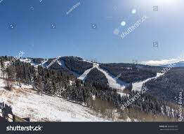 Vail Mountain Map Eagles Nest Vail Mountain Vail Co Stock Photo 560590732 Shutterstock