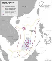 Map Of China And Taiwan by Expanded Ambitions Shrinking Achievements How China Sees The