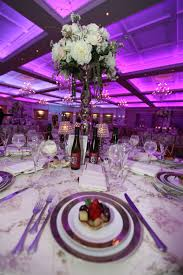wedding decoration good looking purple wedding design and
