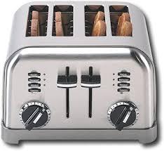 4 Slice Toaster Delonghi Delonghi 10 Cup Coffeemaker And Espresso Maker Silver Bco430