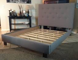 Bed Frame For Air Mattress Bedroom How Much Does A King Size Sleep Number Bed Cost Like