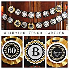 50th birthday party supplies 40th birthday party banner milestone birthday party decorations