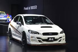 subaru tuner prova gives new subaru wrx s4 some added flair