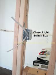 Closet Door Switch Closet Door Switch For Closet Light Closet Door Light Switch