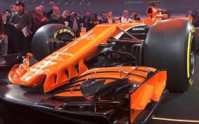 mclaren f1 2017 mclaren honda front wing f1 2017 the new formula one cars