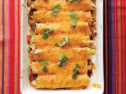 Cooking Light Enchilada Casserole Chicken Verde Enchiladas Recipe Myrecipes