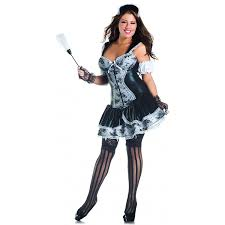 amazon com party king french maid body shaper costume s clothing