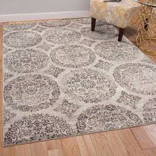 10 X 11 Rug 8 X 11 Medallion Area Rugs Rugs The Home Depot