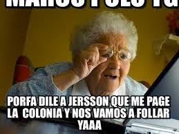 Marco Meme - marco polo tg grandma finds the internet meme on memegen