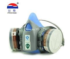 Masker Gas high quality respirator gas mask provide p a 1 brand gas mask