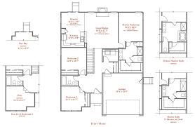 Wayne Homes Floor Plans by Hollister At Dorchester Westport Homes
