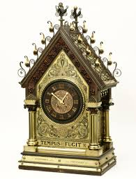 style guide gothic revival victoria and albert museum clock