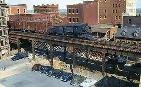 micro engr ho scale model railroad bridges