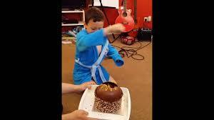 Asda Halloween Cakes Asda U0027s New Smash Cake In Action Youtube